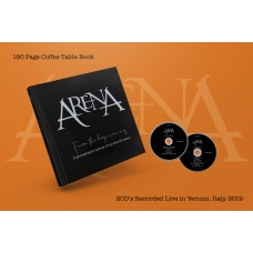 Arena - From The Beginning Book/CD