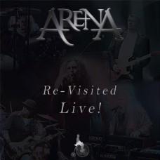 Arena - Re-Visited Live! CD Box set
