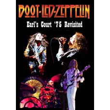Boot Led Zeppelin ~ Earl's Court '75 Revisited Live DVD