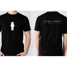 Lonely Robot  (John Mitchell) ~The Big Dream T-Shirt