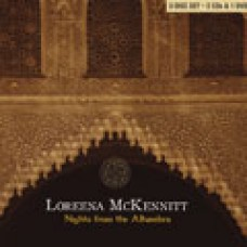 Loreena McKennitt - Nights From The Alhambra 2CD/DVD DVD Digipak format (2007)