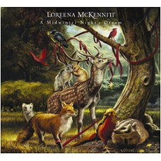 Loreena McKennitt - A Midwinter Night's Dream LP (2008)