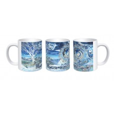 Pendragon ~  Love Over Fear Mug