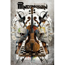 Pendragon~ Masquerade 20 Live CD & DVD