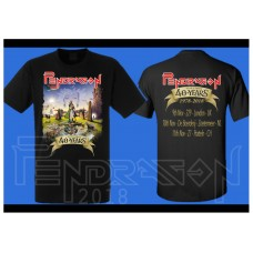 Pendragon ~  40th Anniversary T-Shirt