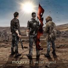 Magenta ~ We Are Legend Vinyl LP