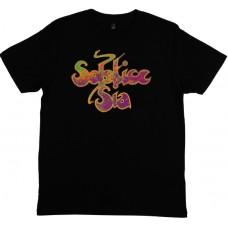 Solstice - Sia T-shirt Black