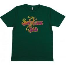 Solstice - Sia T-shirt Bottle Green