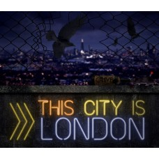 THE C:LIVE COLLECTIVE ~ This City is London EP
