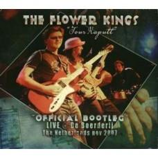The Flower Kings ~ Tour Kaputt Live 2 CD
