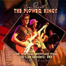 The Flower Kings ~ Tour Kaputt Live DVD