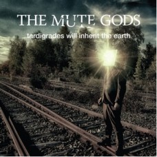 The Mute Gods ~ Tardigrades Will Inherit The Earth CD/Logo T-Shirt