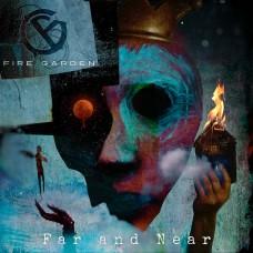 Fire Garden ~ Far And Near CD/DVD
