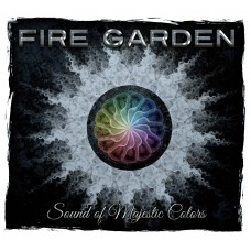 Fire Garden ~ Sound Of Majestic Colors CD (2014)