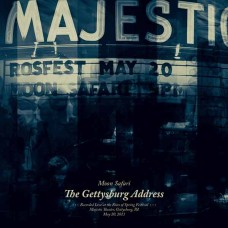 Moon Safari ~ The Gettysburg Address (Live) 2CD