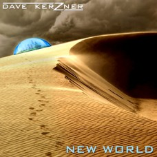 Dave Kerzner ~ New World CD