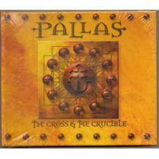 Pallas~The Cross & The Crucible Ltd Ed