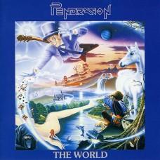 Pendragon~ The World LP
