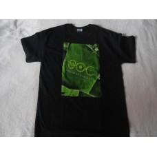 Sound Of Contact~Crop Circle T-Shirt