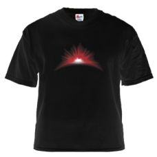 Tinyfish The Big Red Spark T-Shirt Gents