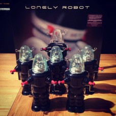 Lonely Robot ~  Toy Robot